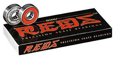 Bones Bearings Bones Reds Precision Skate Bearings