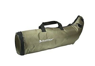 82102 80mm Angled Deluxe Spotting Scope Case (olive Green) Olive