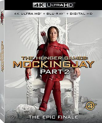The Hunger Games: Mockingjay - Part 2 (4K Ultra HD)(UHD)(Atmos)