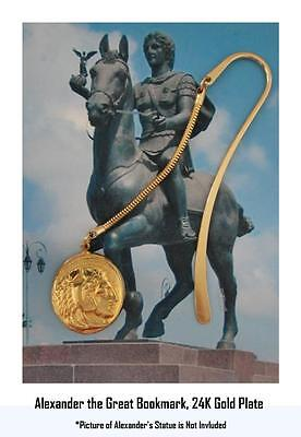 Percy Jackson Book Fans, Alexander the Great, King of Macedonia,  BOOKMARK, 1-G • CAD $21.30