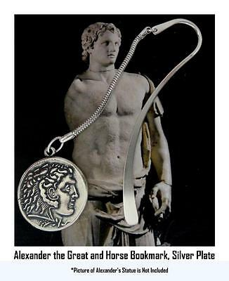 Percy Jackson Book Fans, Alexander the Great and Horse, BOOKMARK, 46-S