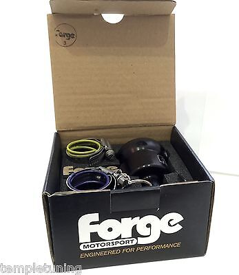 Forge Motorsport Turbo Recirculation Valve FMDV008-BLK for VW Golf Mk4 1.8T