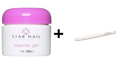Star Nail StarLite Sculpting UV Nail Gel  0.5 1 2 oz+ Primer PEN