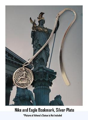Percy Jackson Book Fans, Nike, Goddess of Victory & Eagle, BOOKMARK  9-S