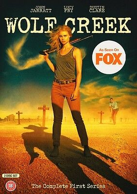 Wolf Creek: The Complete First Series [Region 2] - DVD - New - Free Shipping.