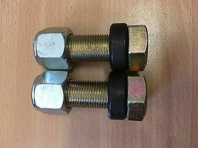 SLASHER BLADE BOLT KITS  To Suit (10mm) Thick Blades with 32mm Hole