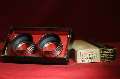 Stereo Realist Lens Hoods/with Box. David White  [St 54]