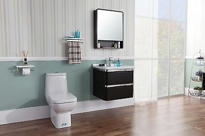 Bathroom Accessories Toilet Roll Paper Holder with Shelf Mimi LooLedge