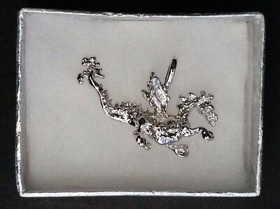 "Dragon Charm Pendant - 1.25"" & 3.9 gm"
