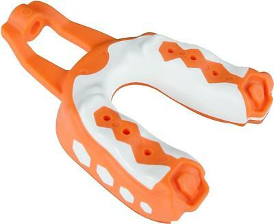 Shock Doctor Gel Mx Flavor Fusion Mouthguard -NEW- Youth (Orange)