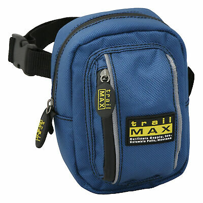 trailMAX 500 Front Pocket, Satteltasche, Western Packtasche blue