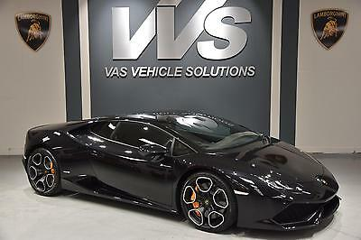 2014 Lamborghini HURACAN LP 610-4 Coupe JUST 2000 MILES Automatic Coupe