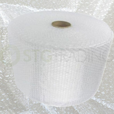 300mm x 5 x 100m ROLLS OF BUBBLE WRAP 500 METRES