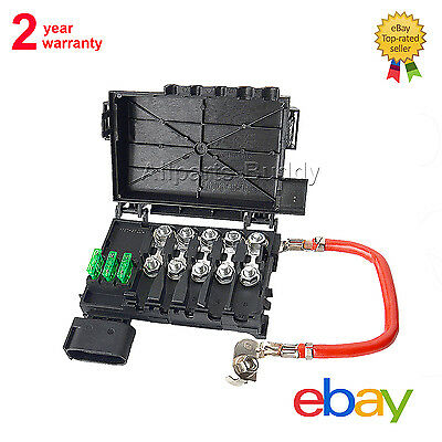 For 1999 2004 VW Jetta Golf Mk4 Beetle New new fuse box battery terminal for volkswagen golf jetta beetle