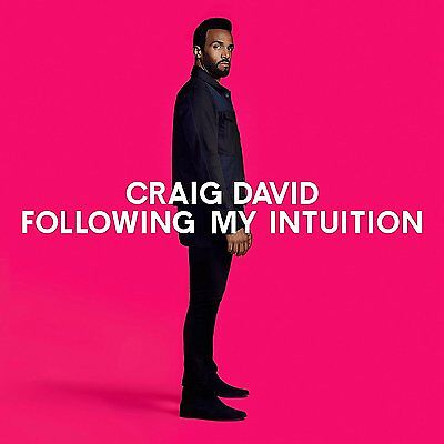 Craig David Following My Intuition Deluxe Cd ( 2016)