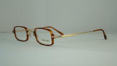 Special Addition TOM FORD TF 5173 053 HAVANA & GOLD Reading Glasses +1 +1.50 +2