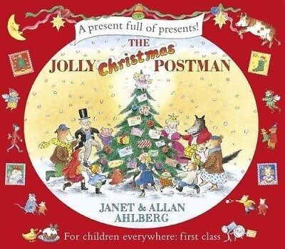 The Jolly Christmas Postman (The Jolly Postman) by Janet & Allan Ahlberg