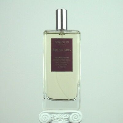 100 ml AME des INDES Room Spray BAHOMA London Luxury Fragrance home store office