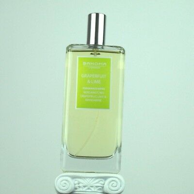 100 ml Grapefruit & Lime Room Spray BAHOMA London Luxury Fragrance home store