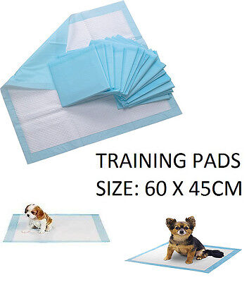 Large House Puppy Dog Cat Pet Potty Training Trainer Pad Mats Toilet Wee Pee