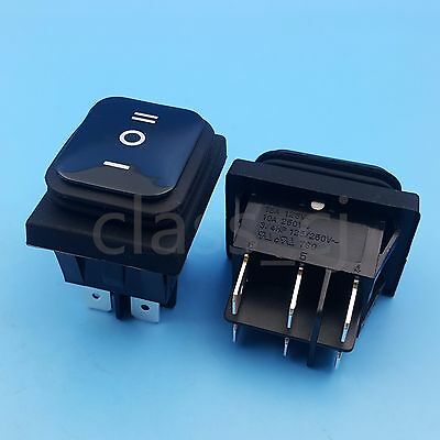 how to wire a dpdt rocker switch for reversing polarity 5 images rocker switches connectors switches amp wire electrical