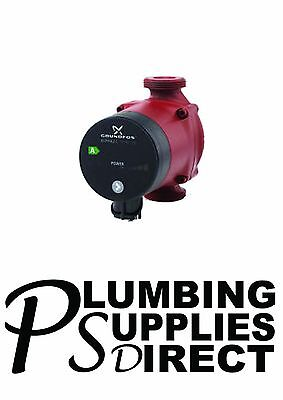 * Grundfos Alpha 15-50/60 Pump A Rated Domestic Ccirculator Central Heating Pump