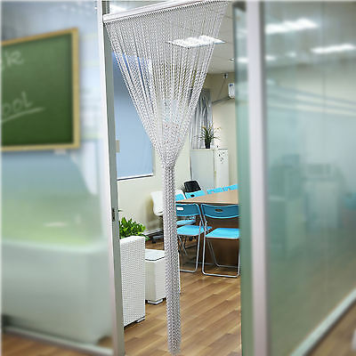 Aluminium  Door Screen Curtain Wall Hanging Restaurant Screen Divider Partition