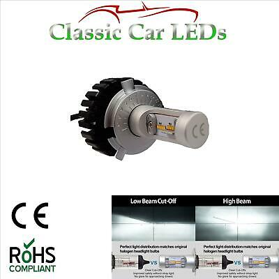 Latest LED Headlight H4 Motorcycle Hi/Lo Beam Conversion 12V 16 x Z-ES Chips