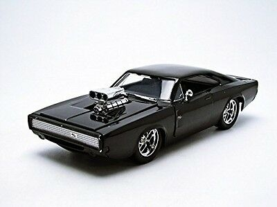 Pre-order Mar. 9 ship date: Fast Furious 7 Dom's Dodge Charger R/T 1:24 Scale. S