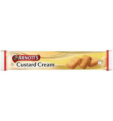 Arnotts Custard Creams 250g