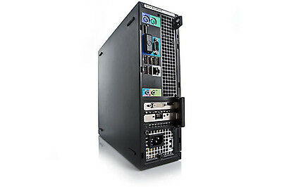 Dell OptiPlex 990 SFF Desktop PC Core i3-2120 3.3GHz 4GB 250GB Windows 7