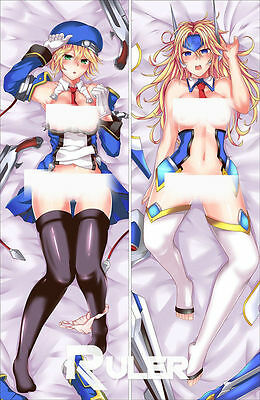 Anime Dakimakura Pillow Case BLAZBLUE NOEL VERMILLION SM1618