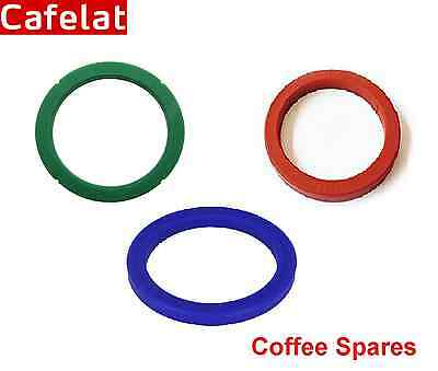 CAFELAT SILICONE GROUP SEALS  for espresso coffee machine - see list