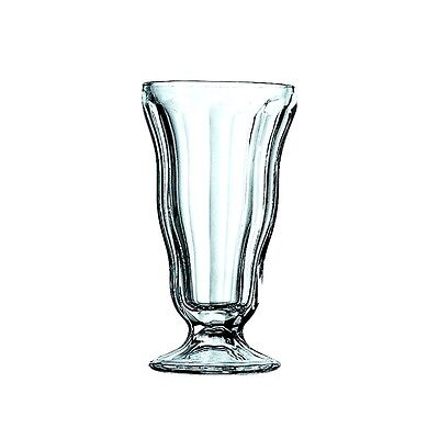 Anchor Hocking Classic Soda Fountain Glass 12 Ounce Pack of 3
