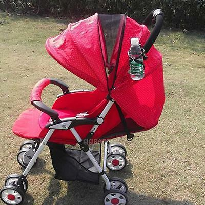 Baby Infant Stroller Bicycle Carriage Accessory Bottle Cup Water Beverage holder