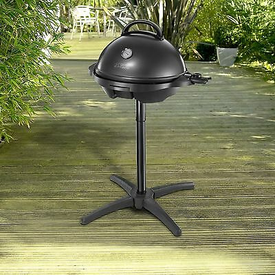 George Foreman 22460 Indoor and Outdoor Electric Grill BBQ
