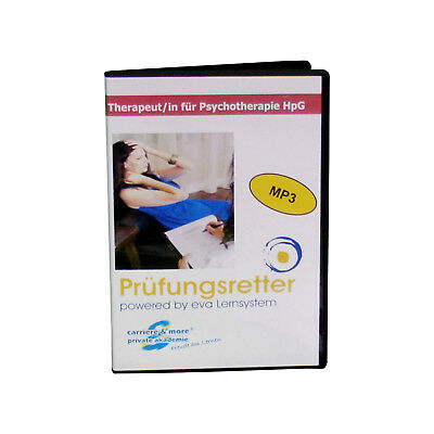 Heilpraktiker/ -in Psychotherapie HpG - MP3
