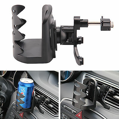 Universal Auto Car Van Truck Drinking Bottle Can Cup Air Vent Mount Holder Stand