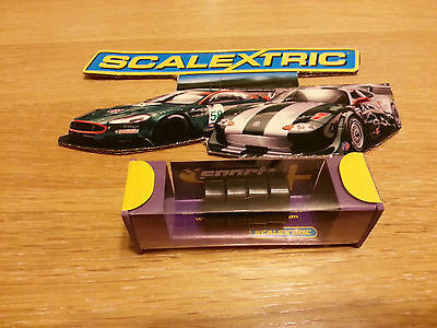 Scalextric Sport/Digital C8416 Rear Silicon Rally Tyres.4 Tyres.New