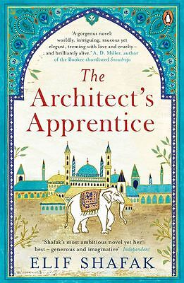 Architect's Apprentice The by Elif Shafak - Paperback - NEW - Book
