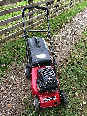 Mountfield TD434 16″ 4.5hp Briggs & Stratton Push Lawnmower