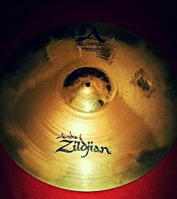 "Zildjian A Custom 20"" Medium Ride"