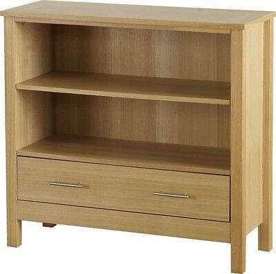 Oakleigh Low Bookcase