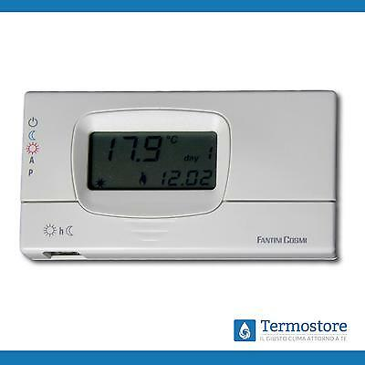 Weekly Battery Thermostat C31 Fantini Cosmi