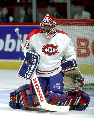 Patrick Roy 8X10 Photo Hockey Montreal Canadiens Picture Nhl