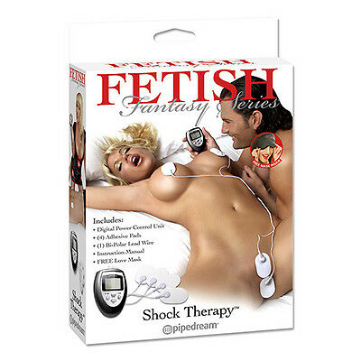 Stimolatore Shock Therapy Bondage XXX