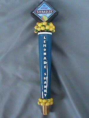 Leibinger Seeradler Classik Lemonade Shandy Beer Tap Handle Barware