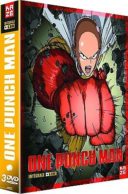 ★ One Punch Man ★ Intégrale + OAVs - Edition Collector DVD