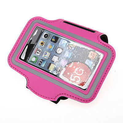 Outdoor Sports Gym Running Cycling Arm Bag Band Case for Apple iPhone 5/5s