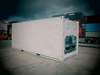 GREAT DEAL! 20ft Refrigerated Container